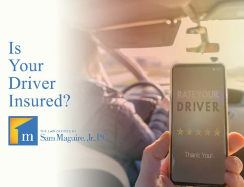 Is Your Uber Driver Insured?