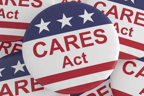 SBA Loans under the C.A.R.E.S. Act 2020